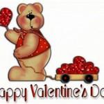 День святого Валентина в Англии
