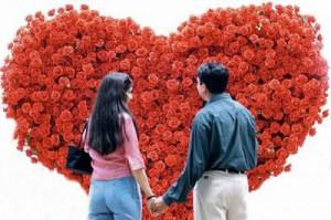 Традиции на день святого Валентина в разных странах