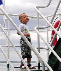 Путешествие с ребенком на водном транспорте