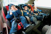 Путешествие с ребенком в автомобиле