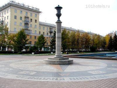 Нулевой километр Барнаул