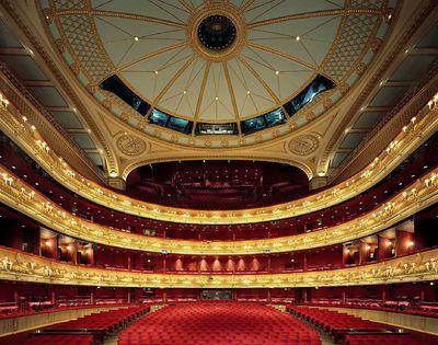 королевский оперный театр в лондоне